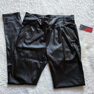 NEW Shosho Faux Leather Leggings